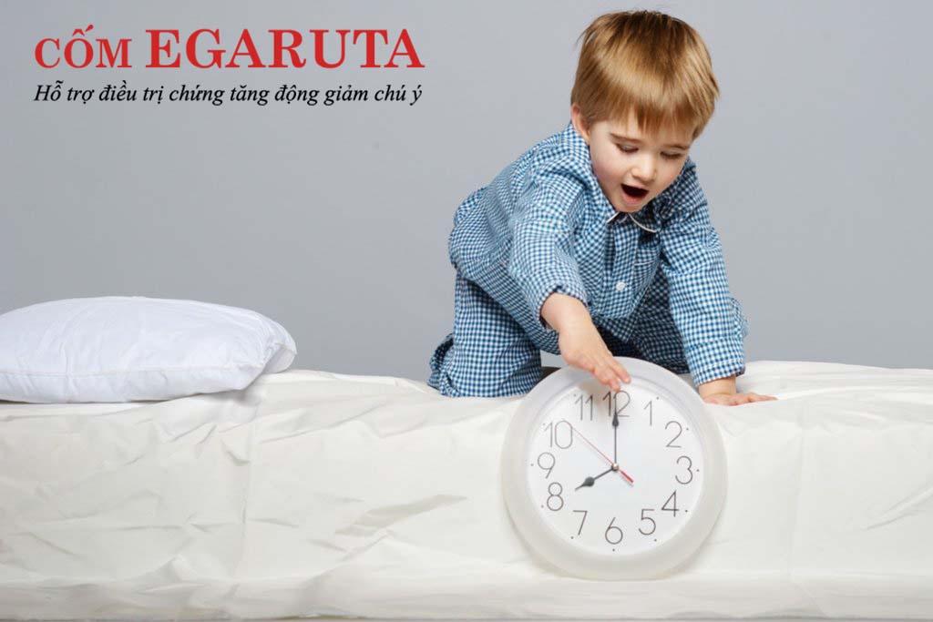 Trẻ có thể mắc đồng thời tăng động giảm chú ý và rối loạn giấc ngủ